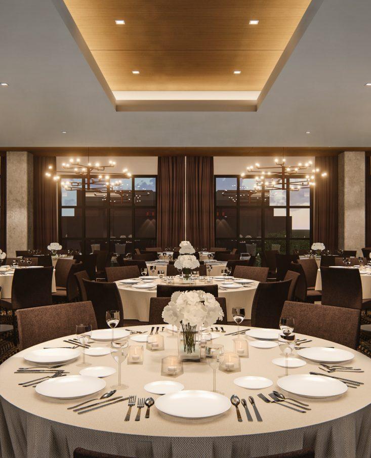 Elliot Park Hotel Ballroom
