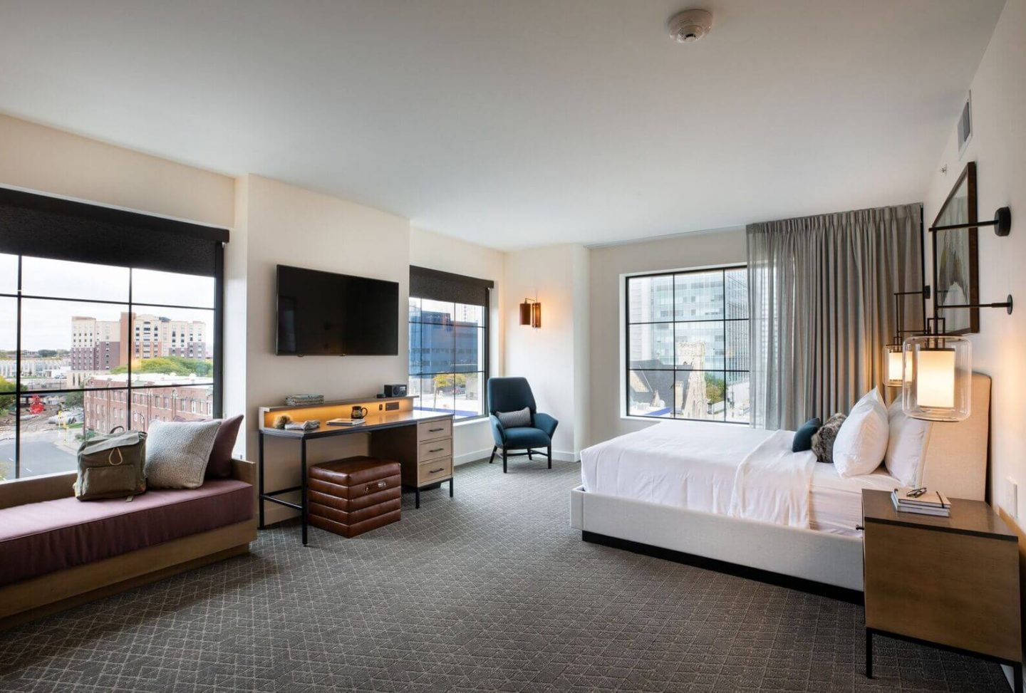 City Suite in Minneapolis, Elliot Park Hotel